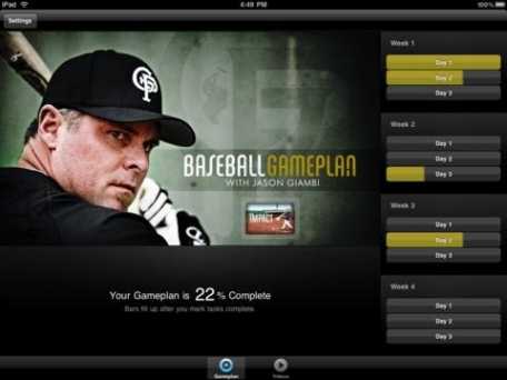 Baseball Gameplan with Jason Giambi