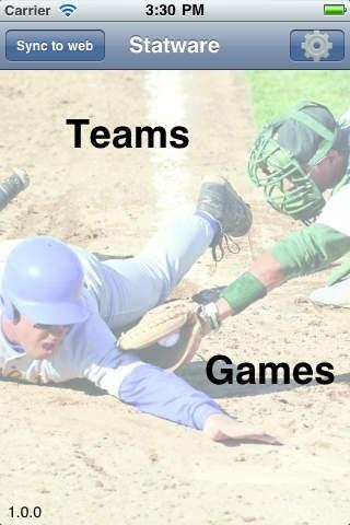Baseball Statware