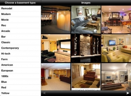 Basement Ideas Catalog