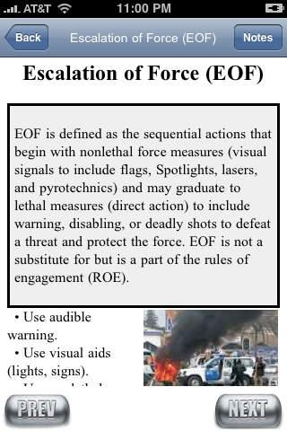 Basic Combat Training Smart Card