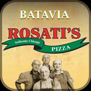 Batavia Rosatis Pizza