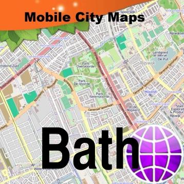 Bath Street Map