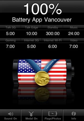 Battery App Vancouver with Cowbell & Anthems