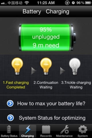 Battery Expert - Check Batt Charge Status & System Info Free