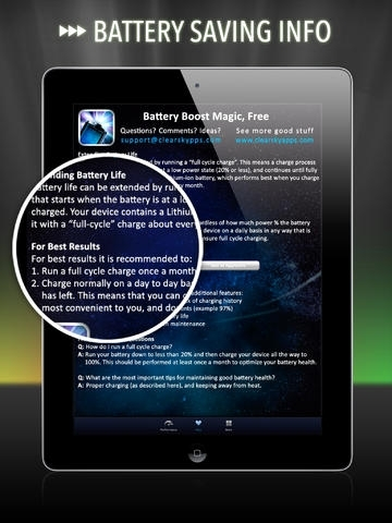 Battery Life Magic, free