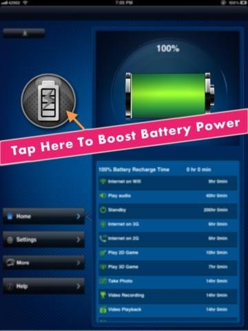 Battery Saver Magic
