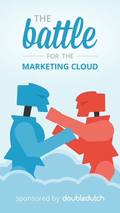 Battle for the Marketing Cloud