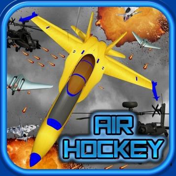 Battle Storm Air Hockey Wars