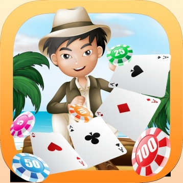 Beach Party Poker With 6 Free Favorite Video Poker Games: Best Card Game Plays Ever!