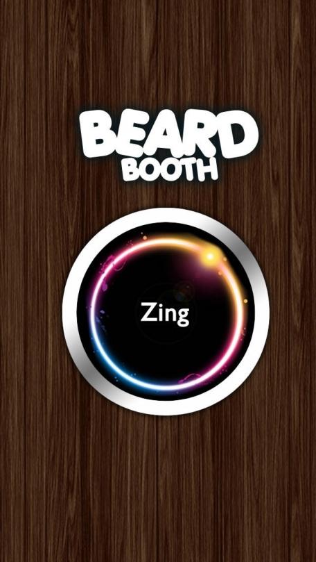 Beard Booth!