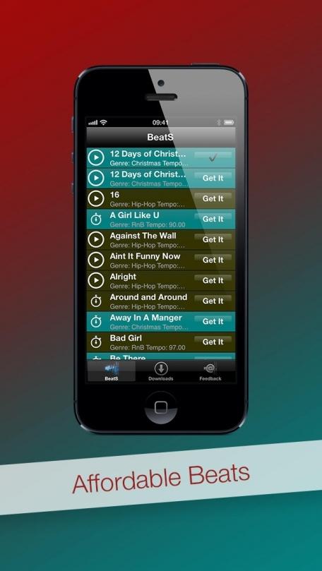 BeatS (AI1 Edition) - Royalty-Free Instrumentals of Various Genres