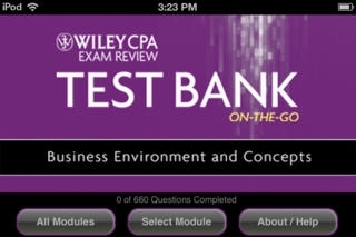 BEC Test Bank - Wiley CPA Exam Review