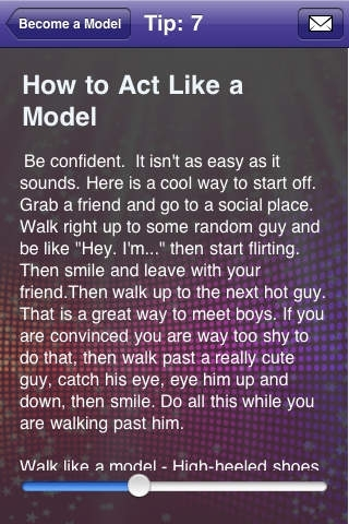 Become a Model