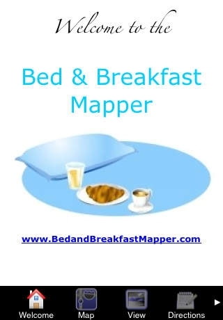 Bed and Breakfast Mapper