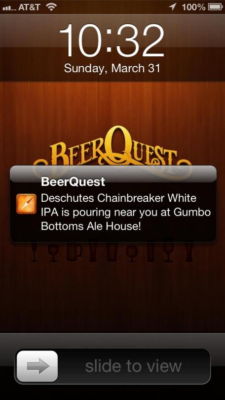 BeerQuest Beer App - Find Great Beer