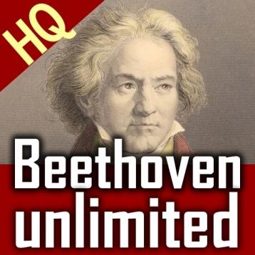 Beethoven Music Radio. Unlimited.
