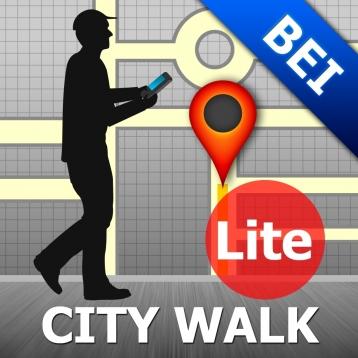Beirut Map and Walks
