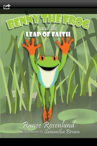 Benny the Frog's Leap of Faith