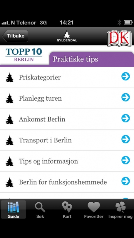 Berlin – Topp 10