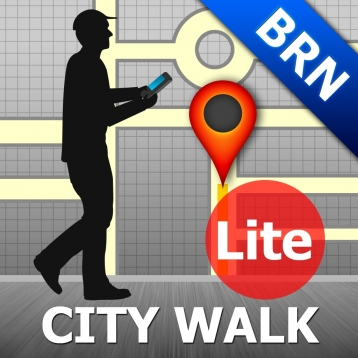 Bern Map and Walks