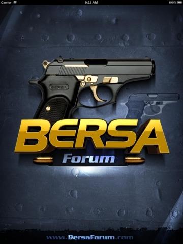 Bersa Firearms Forum