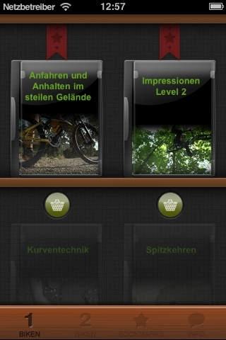 Besser Biken - Mountainbike Fahrtechnik für Einsteiger bis Könner