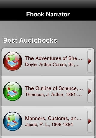 Best Audiobooks (100)