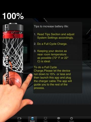 Best Battery Themes Lite
