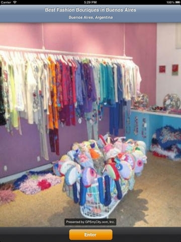 Best Fashion Boutiques in Buenos Aires (Lite Version)