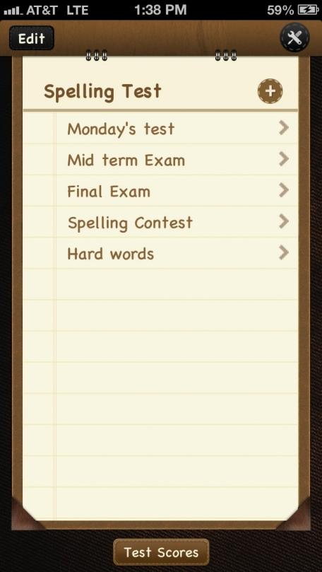 Best Spelling Test Lite