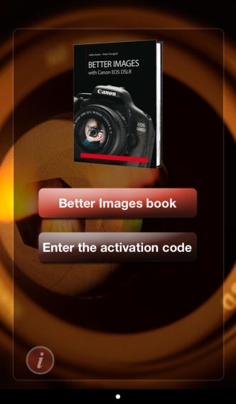Better Images with Canon EOS DSLR