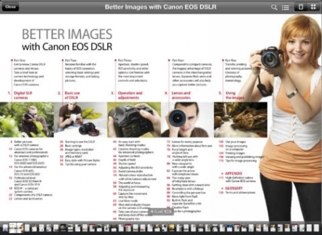 Better Images with DSLR camera