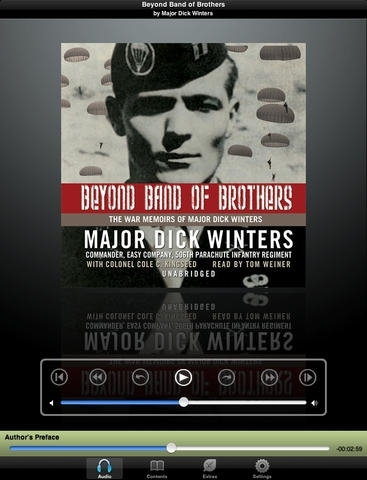 Beyond Band of Brothers (by Major Dick Winters with Colonel Cole C. Kingseed)
