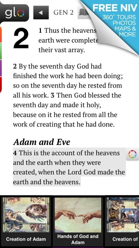 Bible + for iPhone