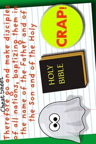 Bible Game: Zombie Brain