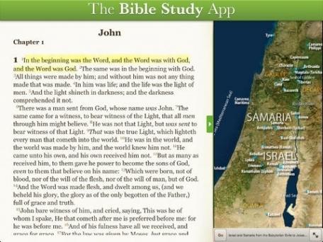 Bible+ Maps