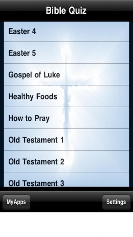 Bible Quiz HD