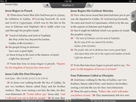 Bible with Matthew Henry Commentary
