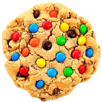BIG COOKIES!  MAKE YOURS!