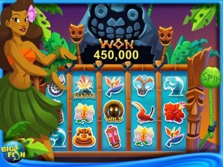Big Fish Casino - Free Slots, Blackjack, Poker, Cards & Bonus Chips!