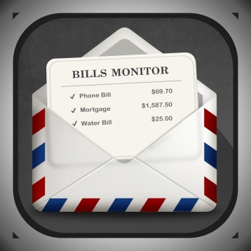 Bills Monitor – Bill Manager & Reminder