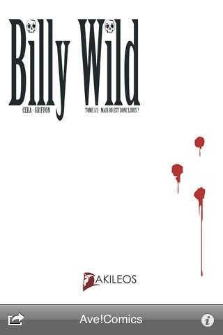 Billy Wild, Volume 1 - Preview