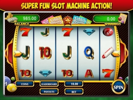 free slot machine ipad
