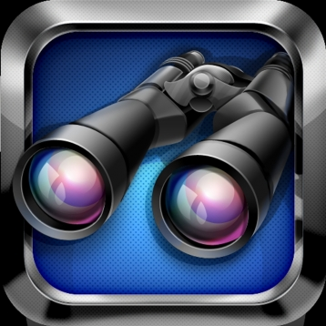 Binoculars HD 40x - Easily super-zoom your camera