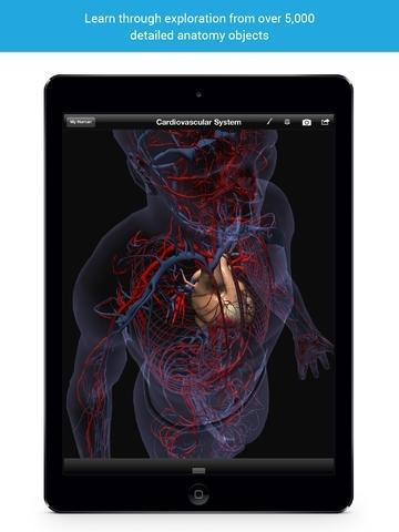 BioDigital Human - Explore the body in 3D!