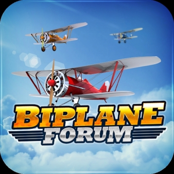 Biplane Airplane Forum