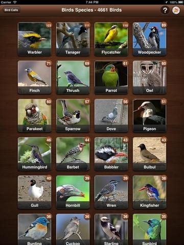 Bird Calls : 4500+ Bird Sounds, Bird Songs, Bird Identification & Bird Guide - Free