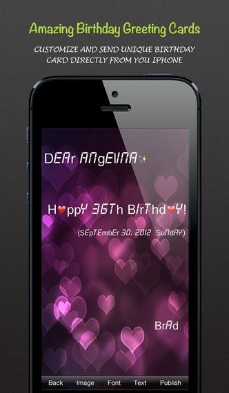 Birthday Sweet - Birthday calendar & reminder for Facebook