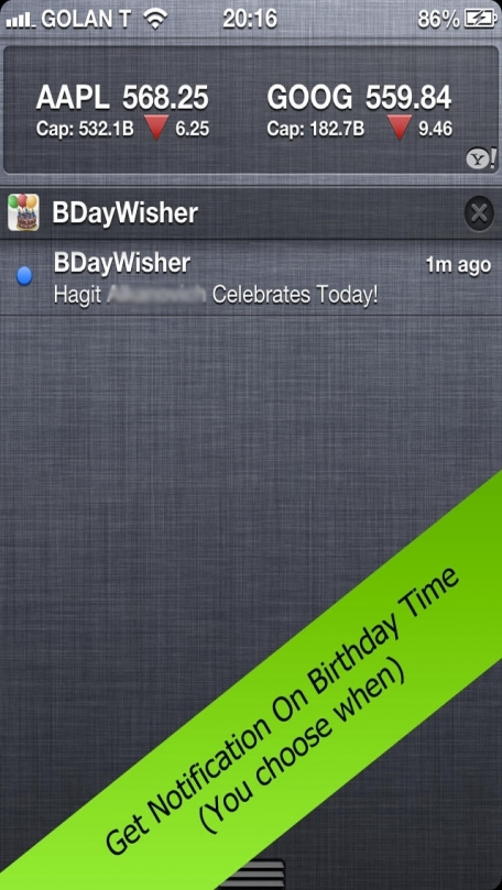 Birthday Wisher - Automatic Wisher For Facebook Friends Birthday