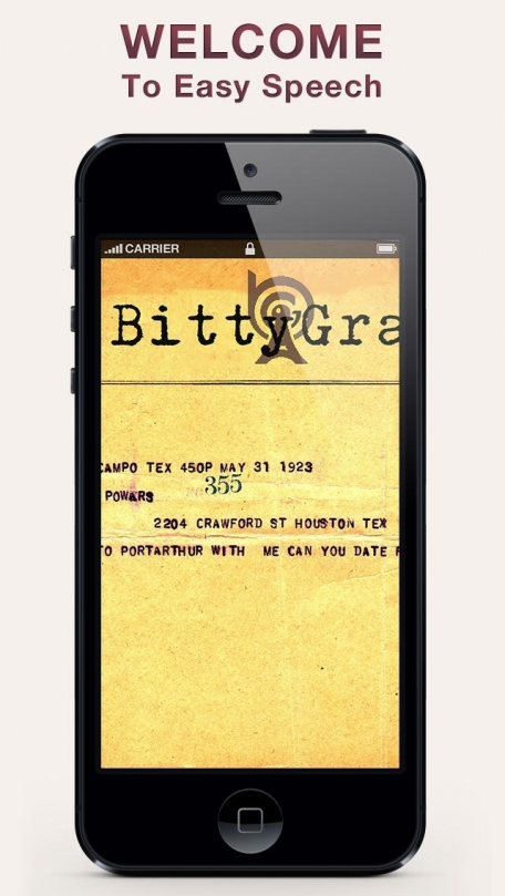 BittyGram - Freely Send YOUR Voice in an Email or Text Message
